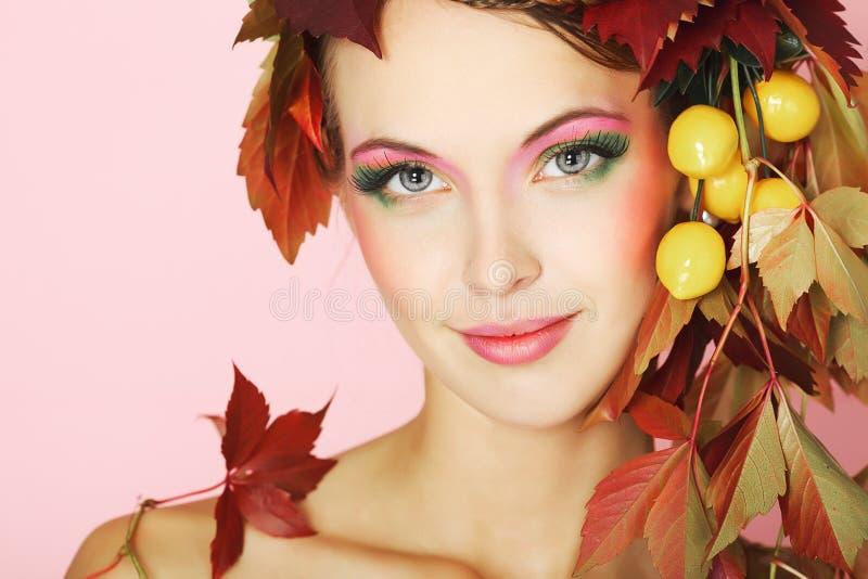 Natürliche Kosmetik stockbilder