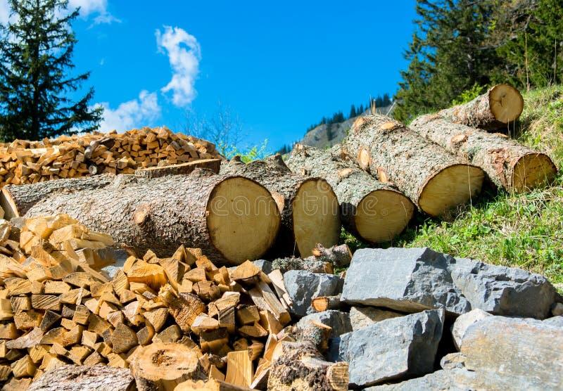 Natürliche Ressourcen lizenzfreies stockbild