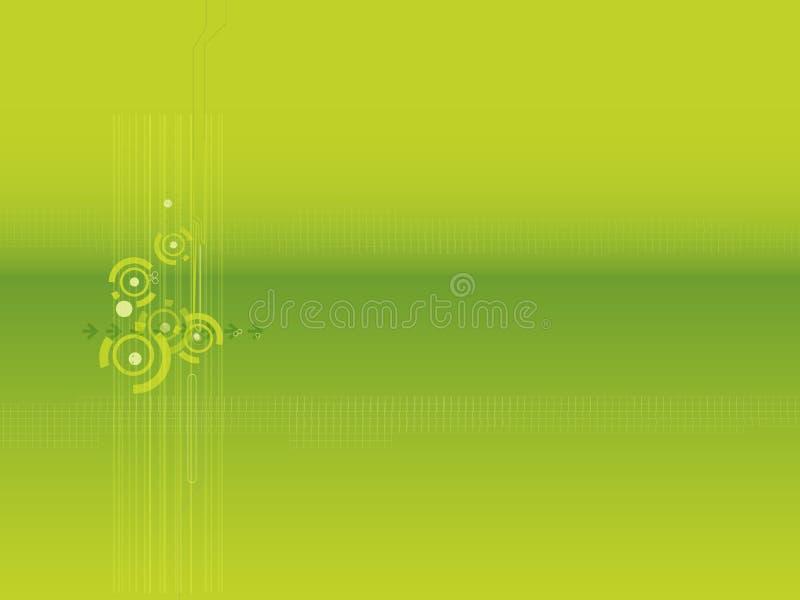 Natürlicher grüner Hintergrund lizenzfreie stockfotografie