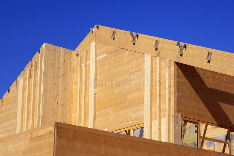 Hölzerne Architektur lizenzfreie stockfotos
