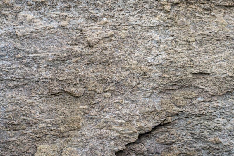 Natürliches backgound Beschaffenheit von slatestone mit Korrosionsmuster stockfotografie
