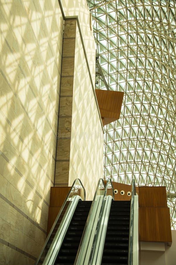 Natürliches Beleuchtung-Dach lizenzfreies stockfoto