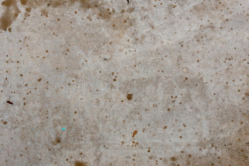 Nat cement stock foto's
