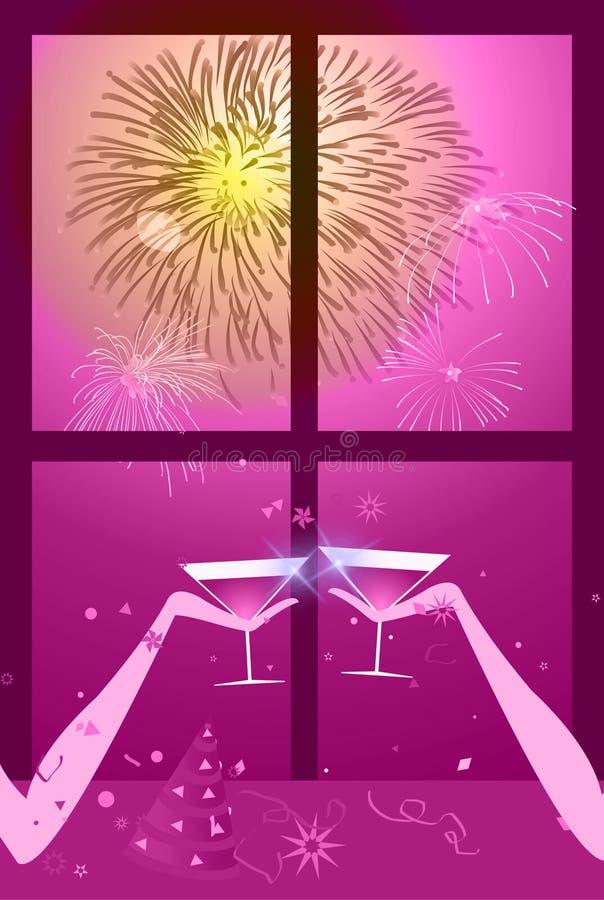 Natal - celebração do ano novo