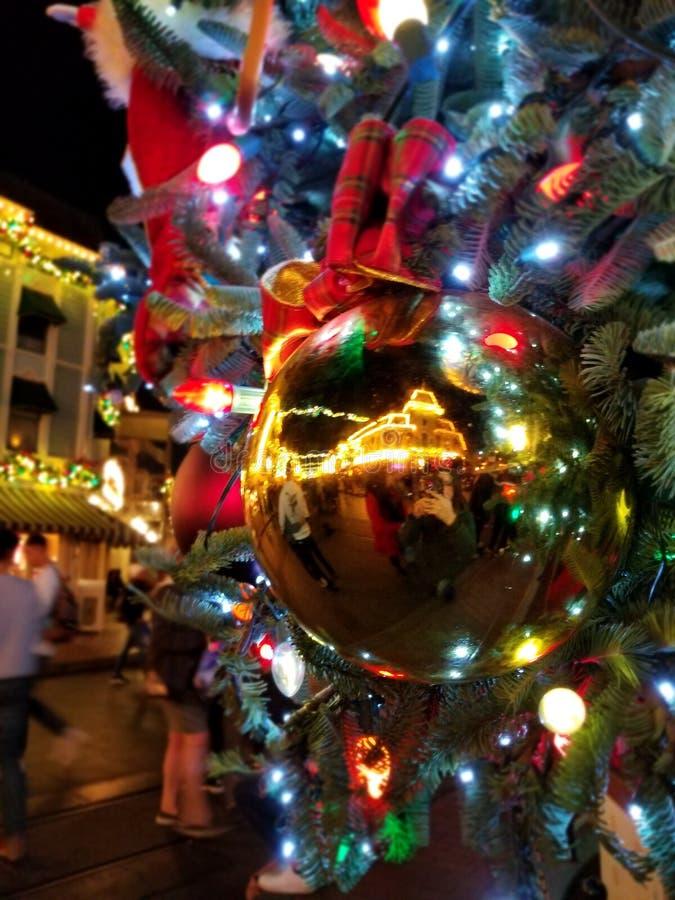 Natal de Disney imagem de stock