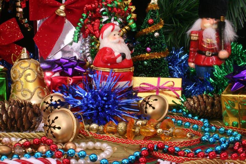 Natal Decortations imagens de stock royalty free