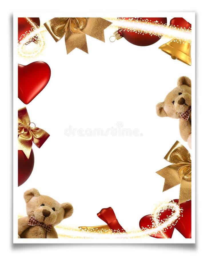 Natal do fundo imagem de stock