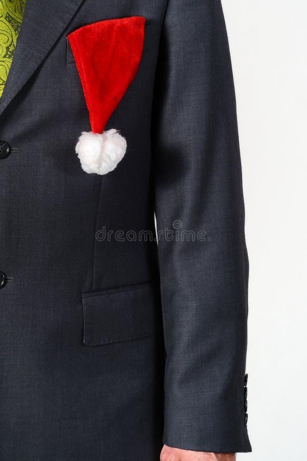 Natal do negócio imagem de stock