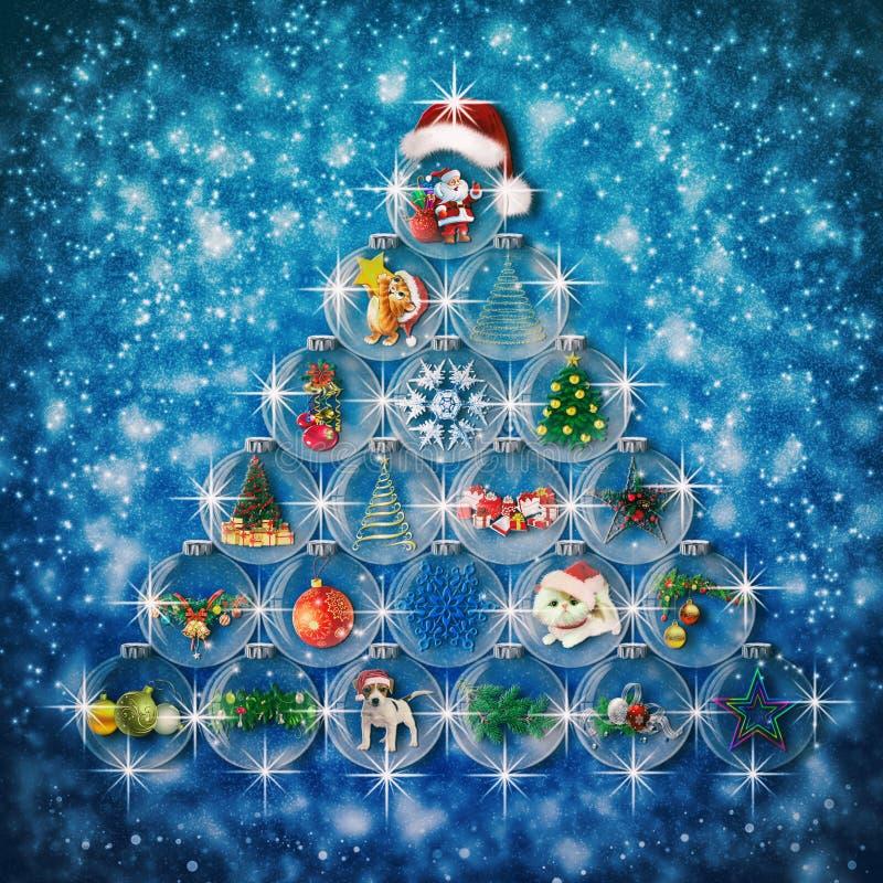 Natal e ano novo foto de stock royalty free