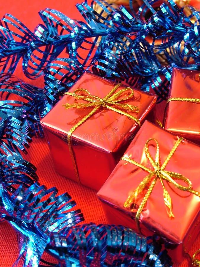 Natal e ano novo imagem de stock