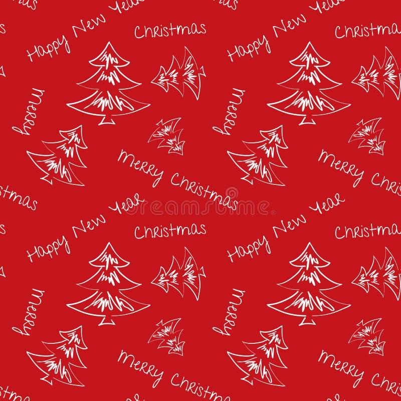 Natal e ano novo Cartão do movimento fotografia de stock royalty free