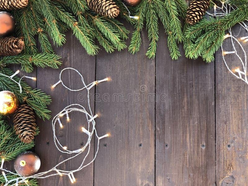 Natal e ano novo feliz  imagens de stock