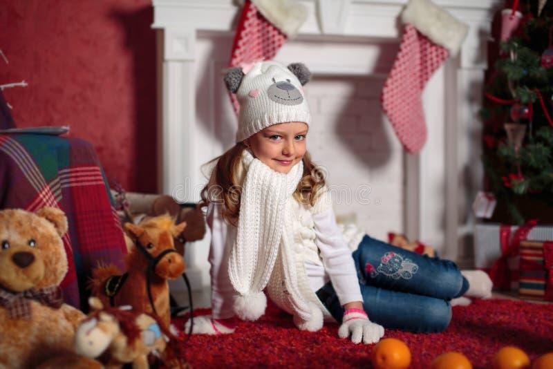 Natal em casa imagem de stock royalty free