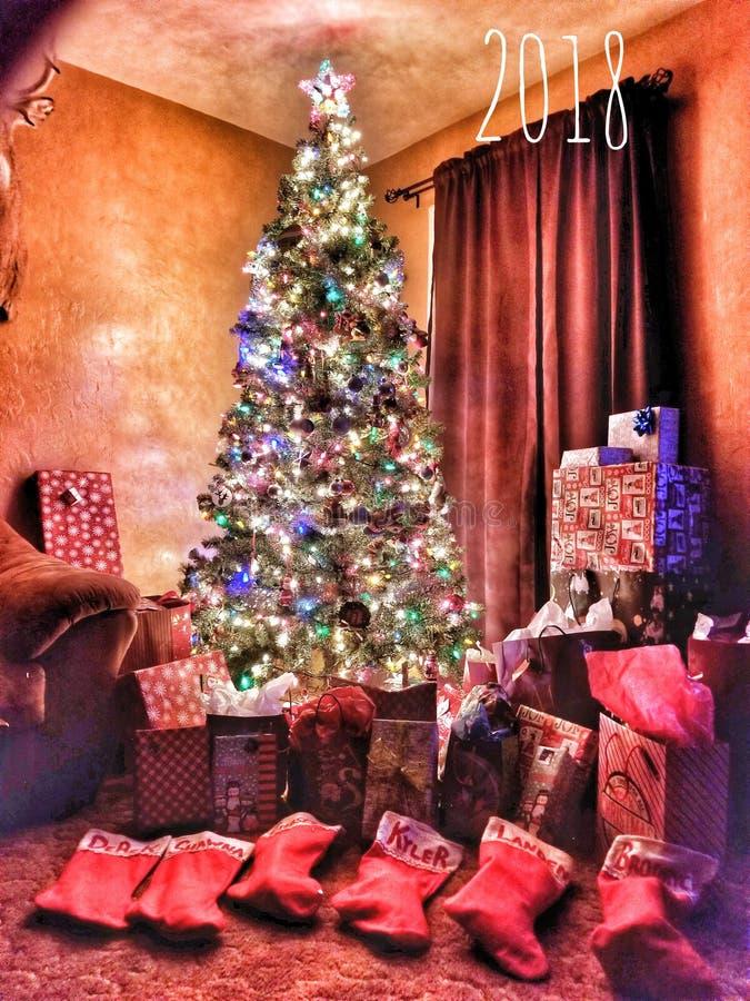 Natal 18 fotografia de stock