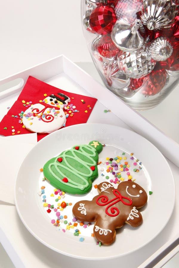 Natal outra vez! imagem de stock