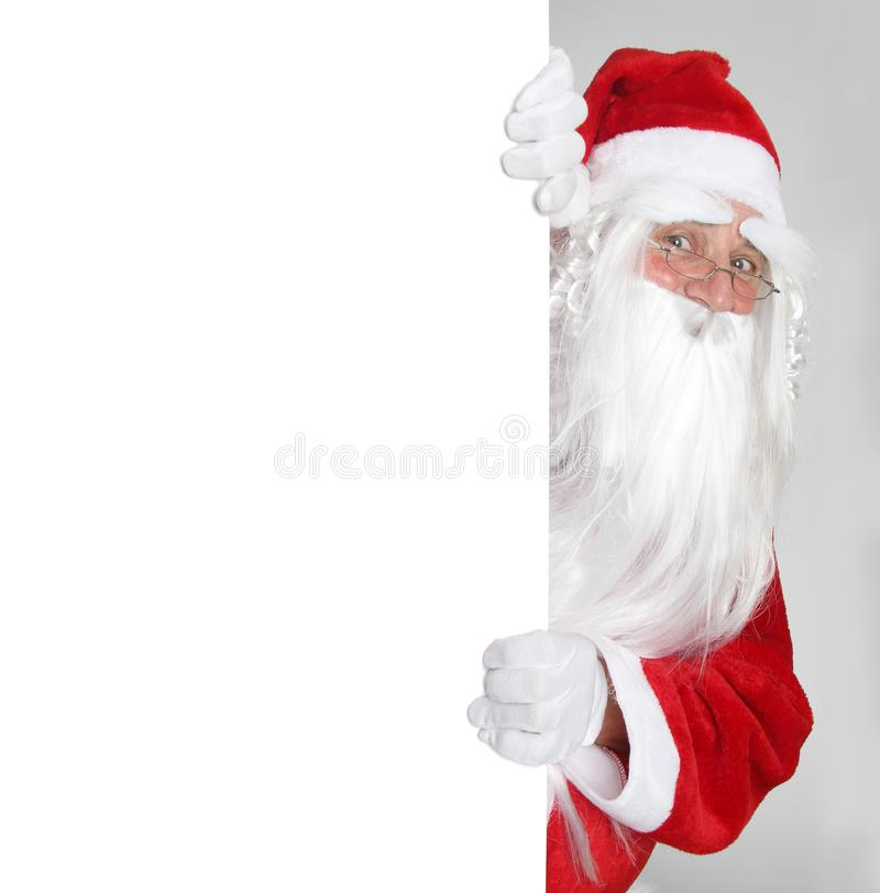 Natal Papai Noel fotos de stock