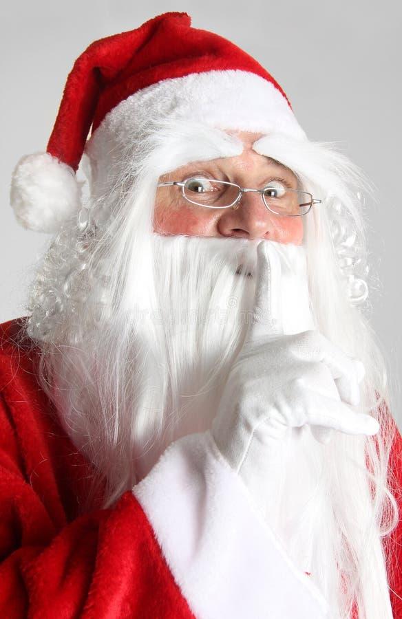 Natal Papai Noel foto de stock royalty free