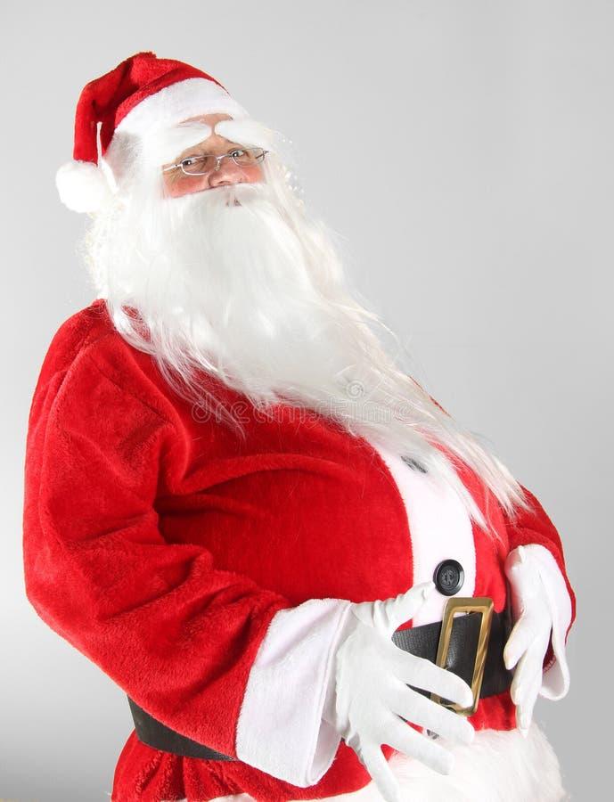 Natal Papai Noel fotografia de stock