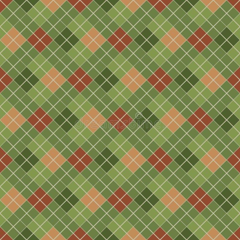 Natal sem emenda, teste padrão infinito Textura para o papel de parede, o fundo do página da web, o papel de envolvimento e etc.  ilustração stock