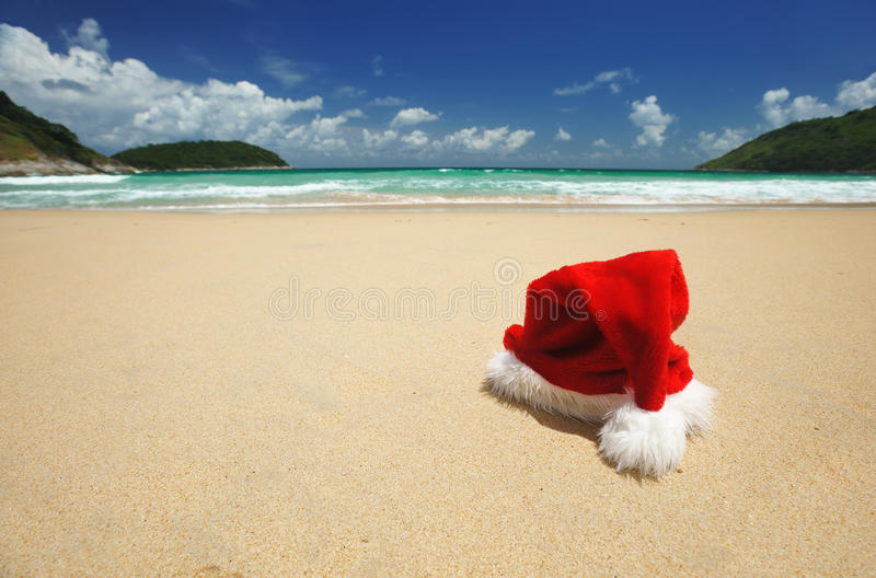 Natal tropical foto de stock