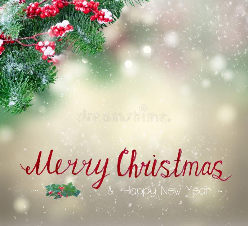 Natal vermelho e branco fotos de stock royalty free