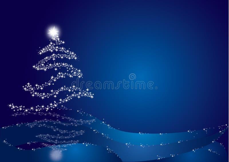Natale #1 illustrazione di stock