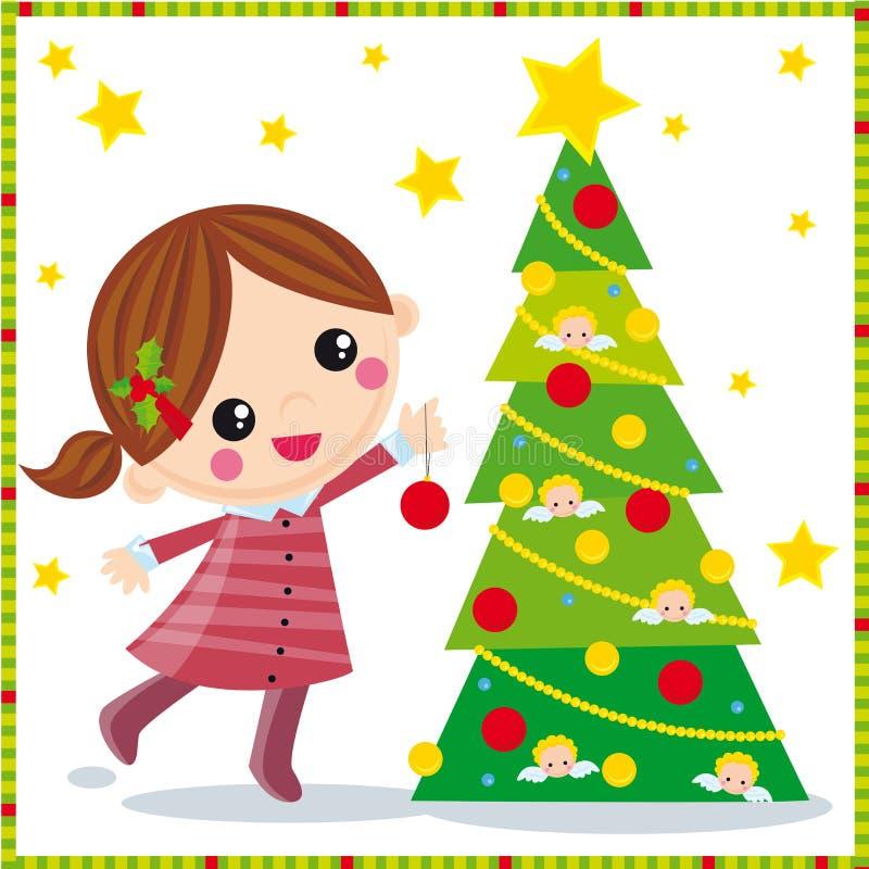 Natale illustrazione di stock
