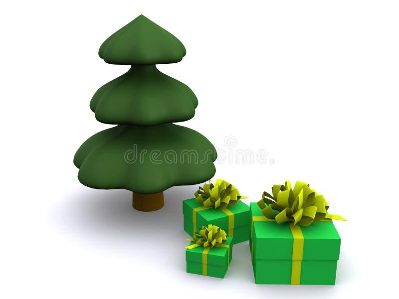 Download Natale illustrazione di stock. Illustrazione di dicembre - 7313245