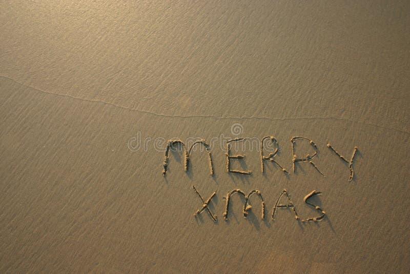 Natale allegro fotografia stock libera da diritti