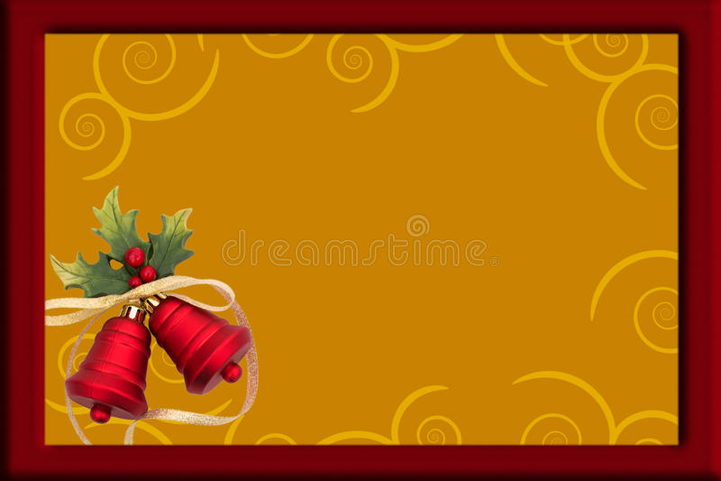 Natale Belhi royalty illustrazione gratis