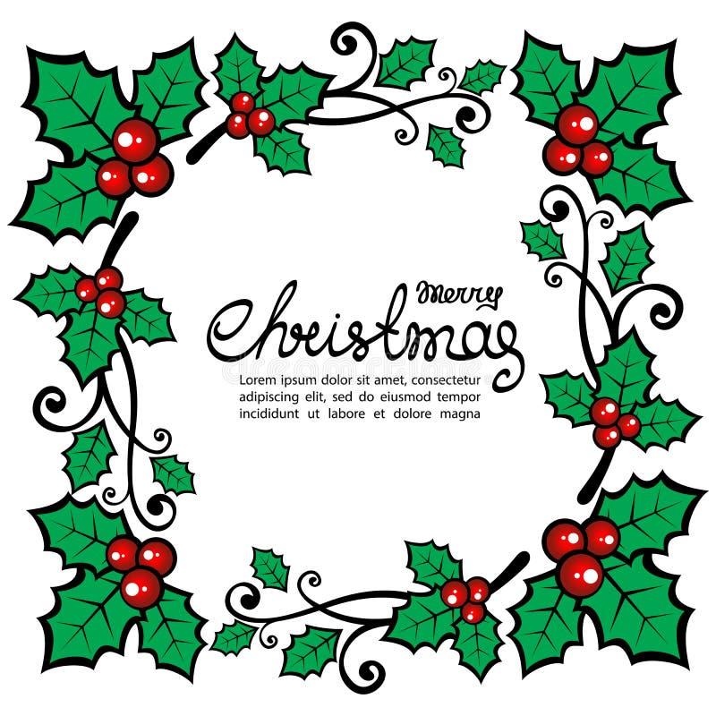 Natale card-02 royalty illustrazione gratis
