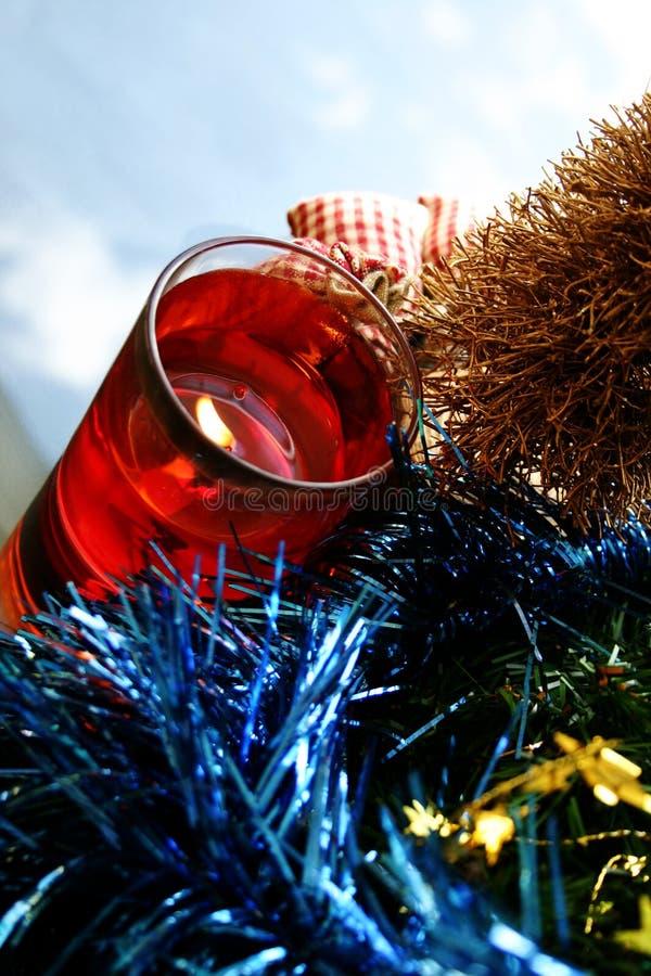 Natale che ritiene II fotografie stock