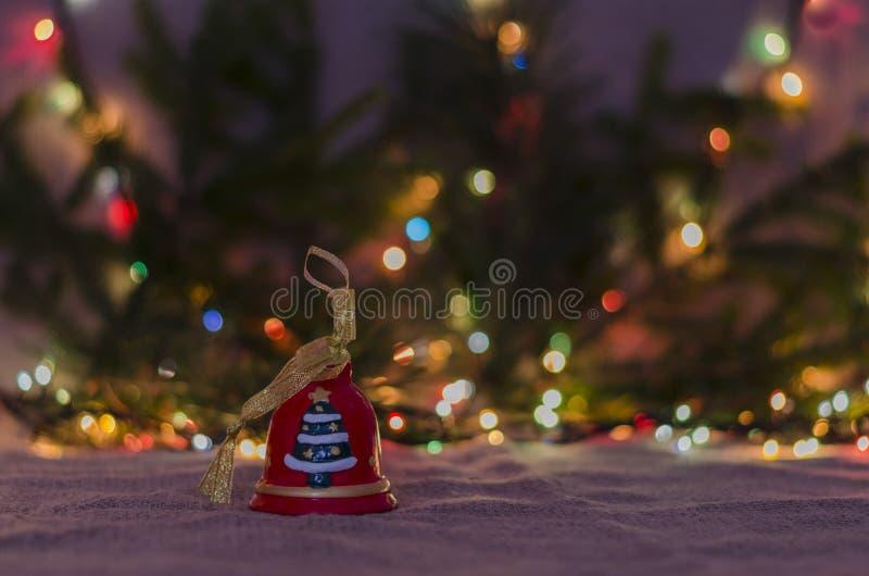 Natale, decorazione, anno, nuovo, festa, decorazione, decorata fotografie stock