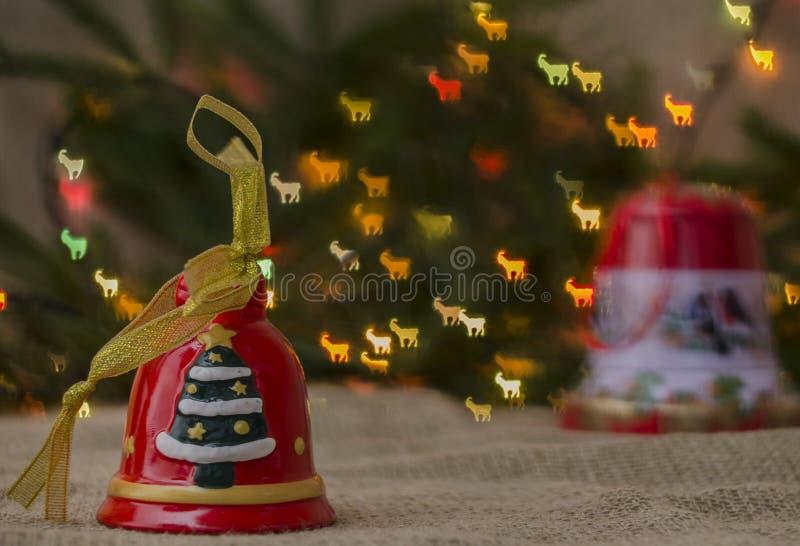 Natale, decorazione, anno, nuovo, festa, decorazione, decorata immagini stock libere da diritti