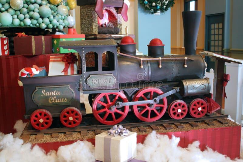 Natale del cioccolato (3) fotografie stock