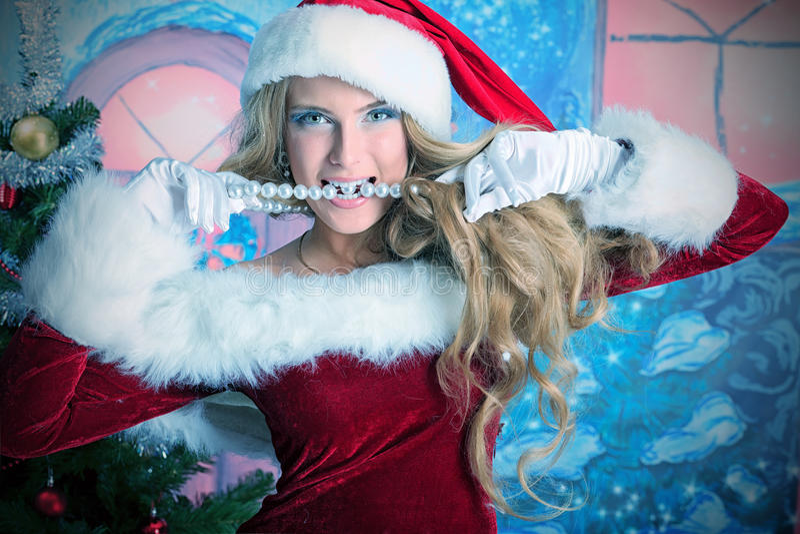 Natale del Fairy immagine stock