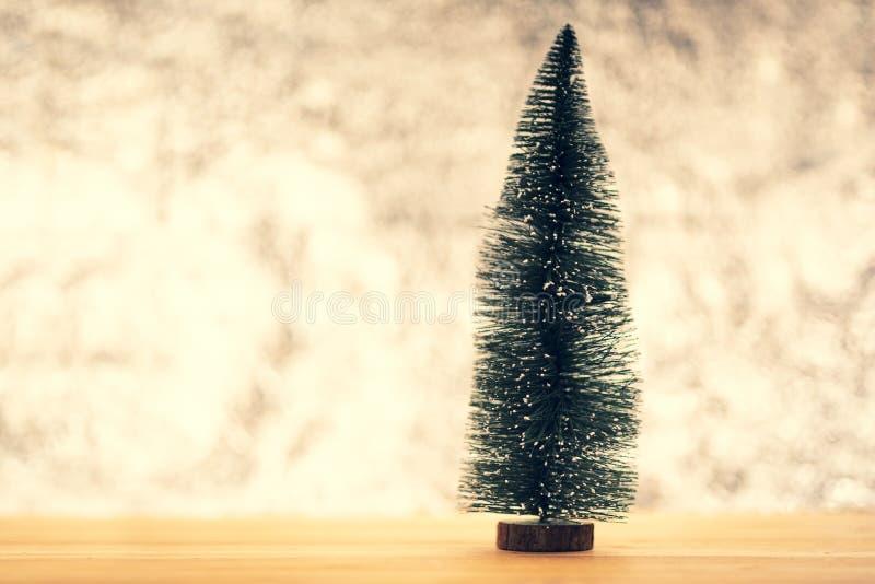 Natale del pino fotografia stock