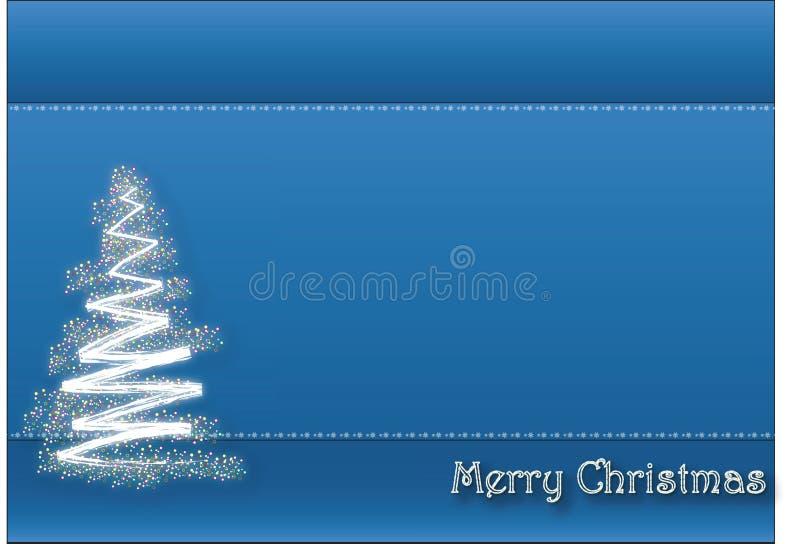 Natale della priorità bassa royalty illustrazione gratis
