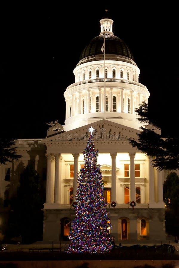 Natale di California immagini stock libere da diritti