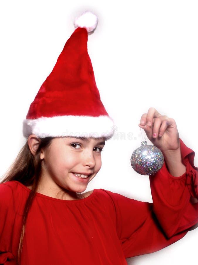Natale di infanzia immagini stock libere da diritti