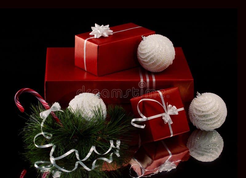 Natale di Traditionan ancora fotografia stock