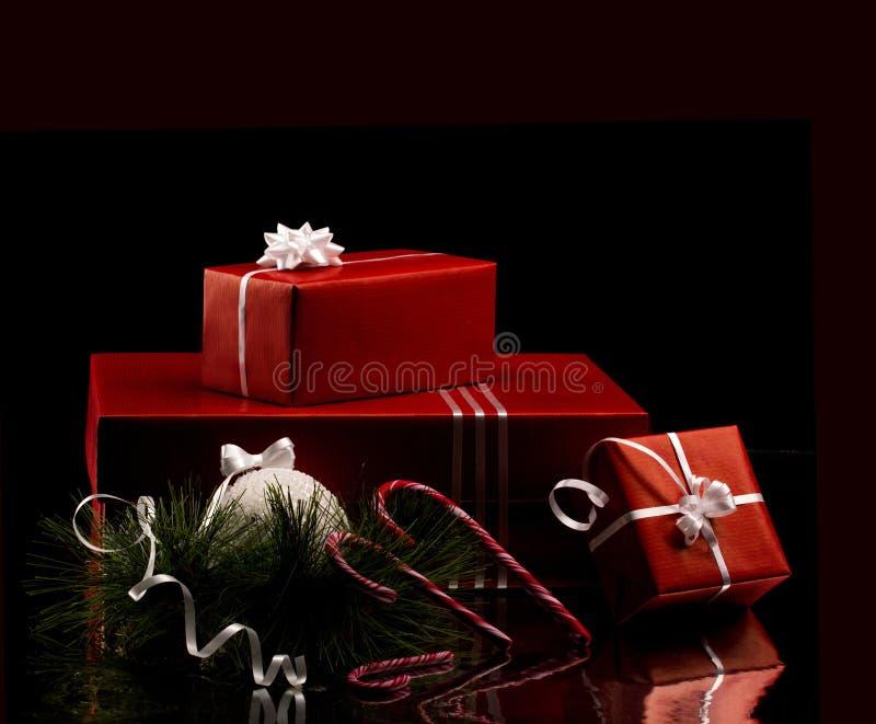 Natale di Traditionan ancora immagine stock libera da diritti