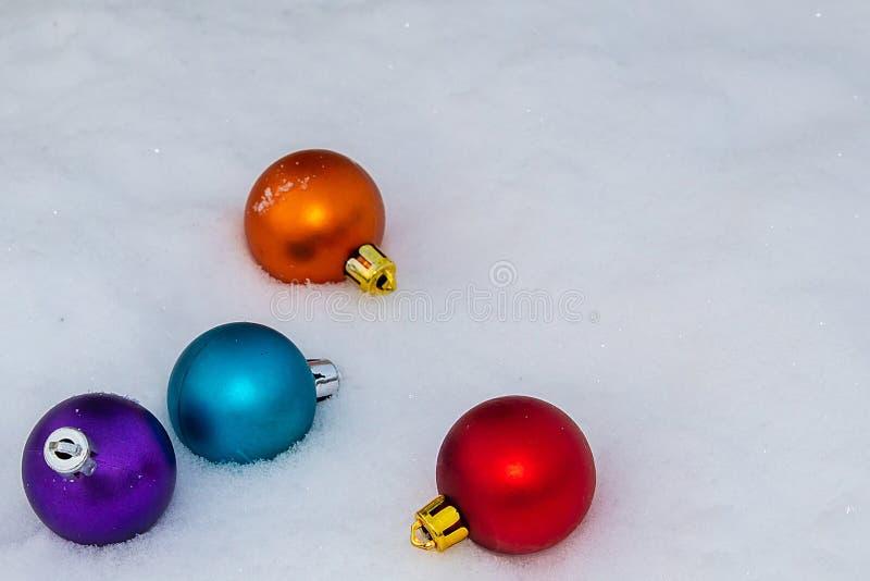 Natale felice e un meraviglioso fotografia stock