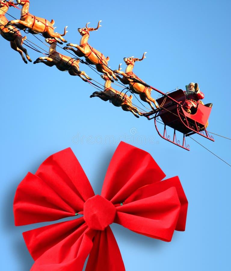 Natale, il Babbo Natale fotografia stock libera da diritti