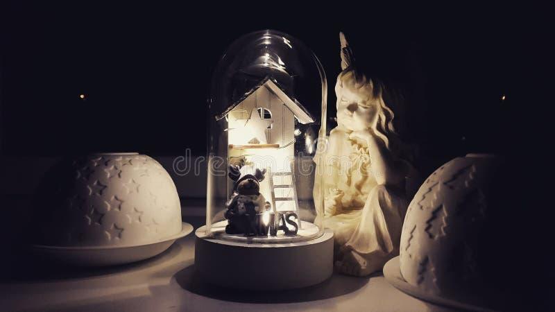 Natale magico immagini stock libere da diritti