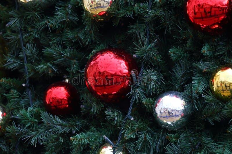 Natale a Nazaret fotografia stock libera da diritti
