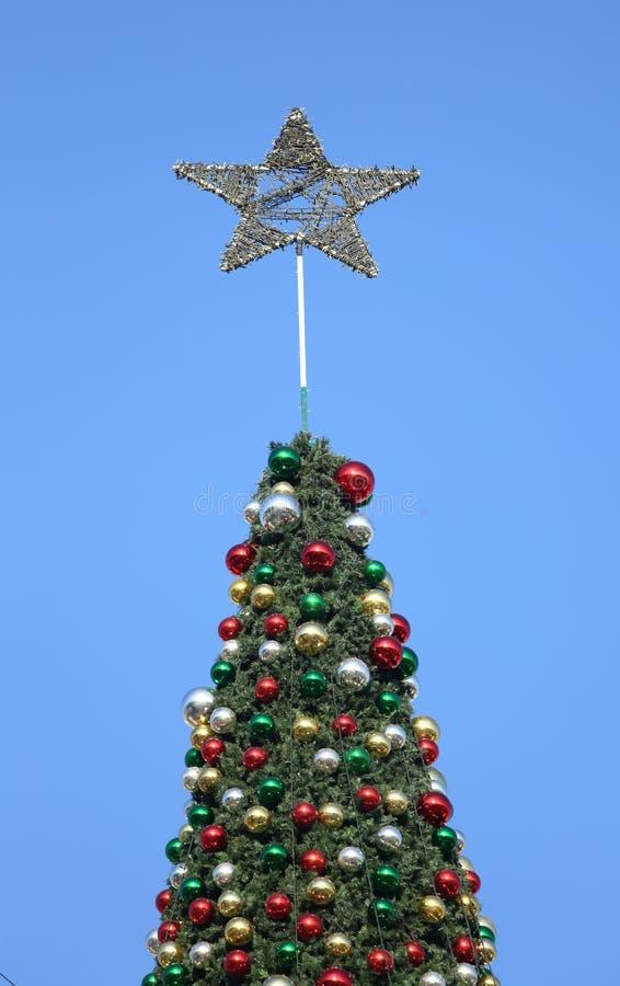 Natale a Nazaret immagini stock libere da diritti
