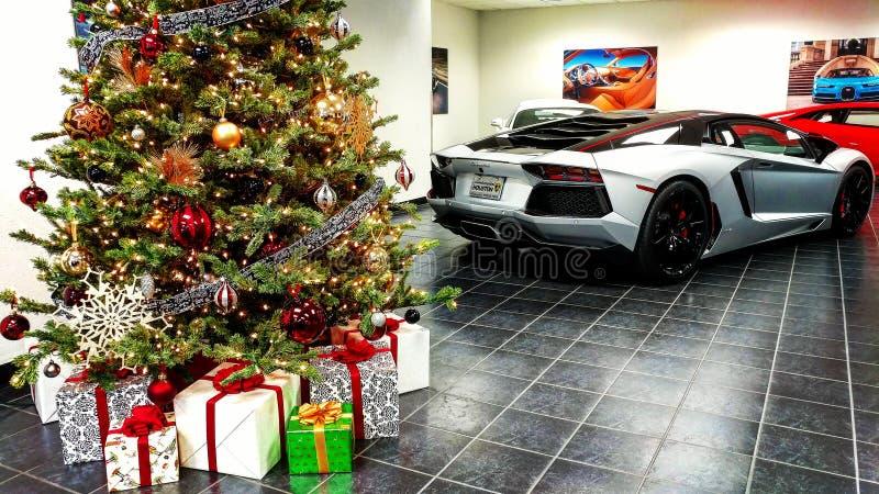 Natale perfetto immagini stock