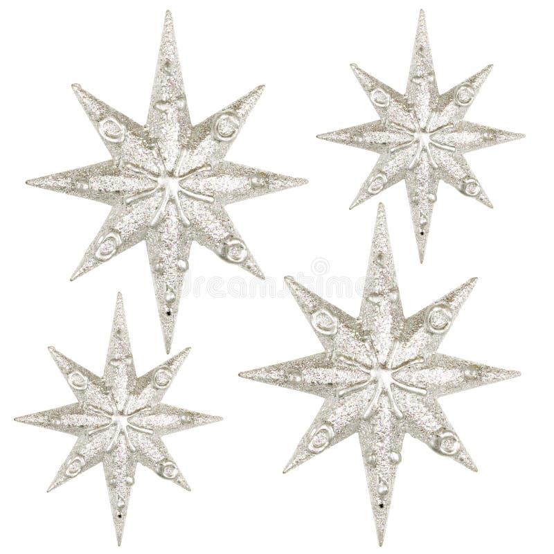 Natale Stars03 fotografia stock