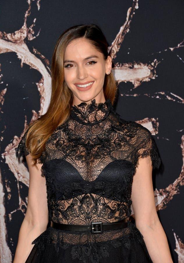 Natalia Barulich imagem de stock